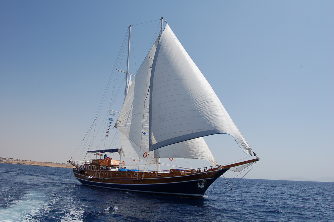 Pirates boat excursions from Sharm el Sheikh