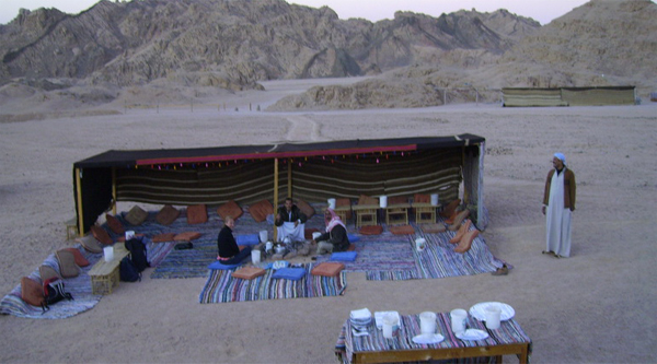 Bedouin evening excursion from Sharm el Sheikh