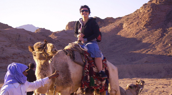 Excursions to Bedouins with Camel ride