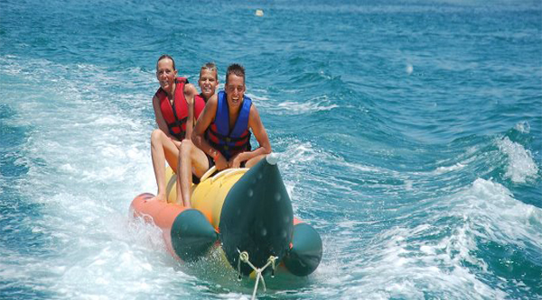 Sharm el Sheikh most popular water-sports in one excursion