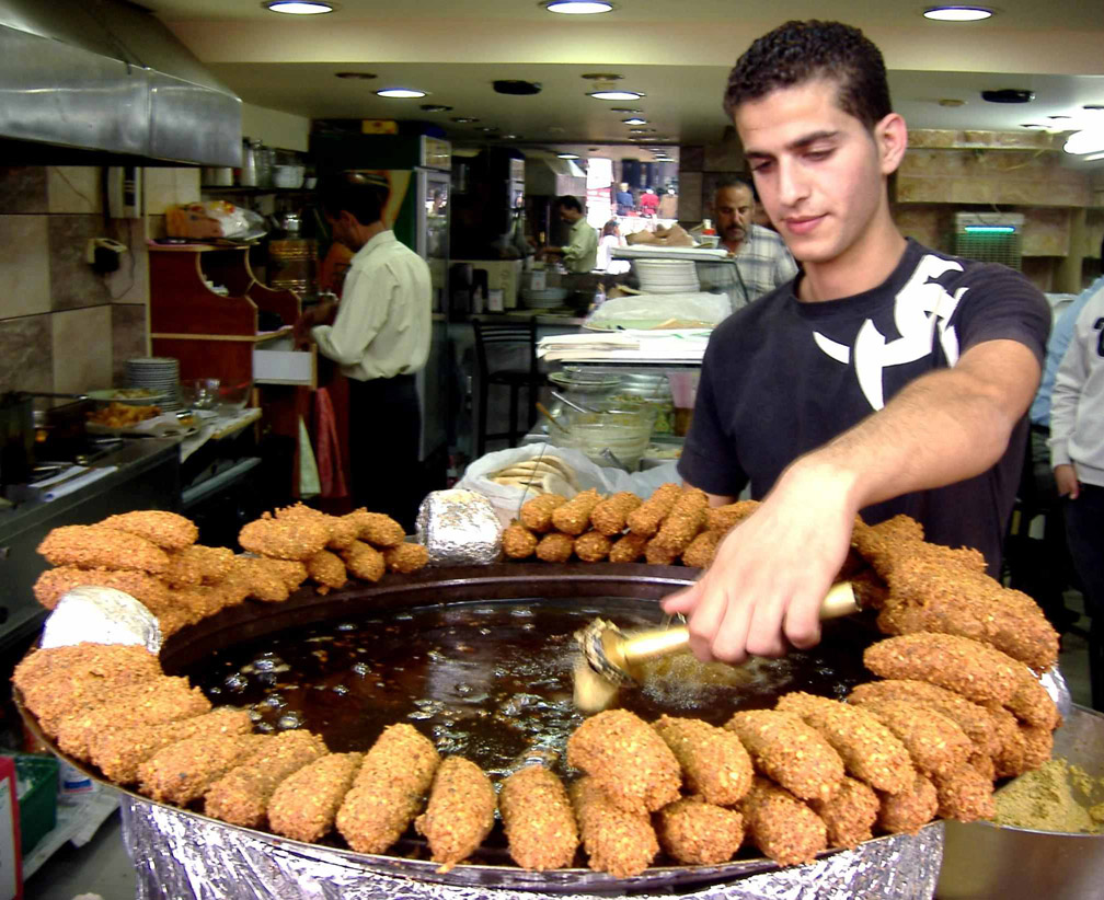 Так готовят завтрак на улицах Каира