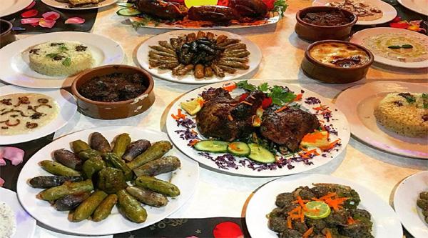 Традиционный Египетский обед