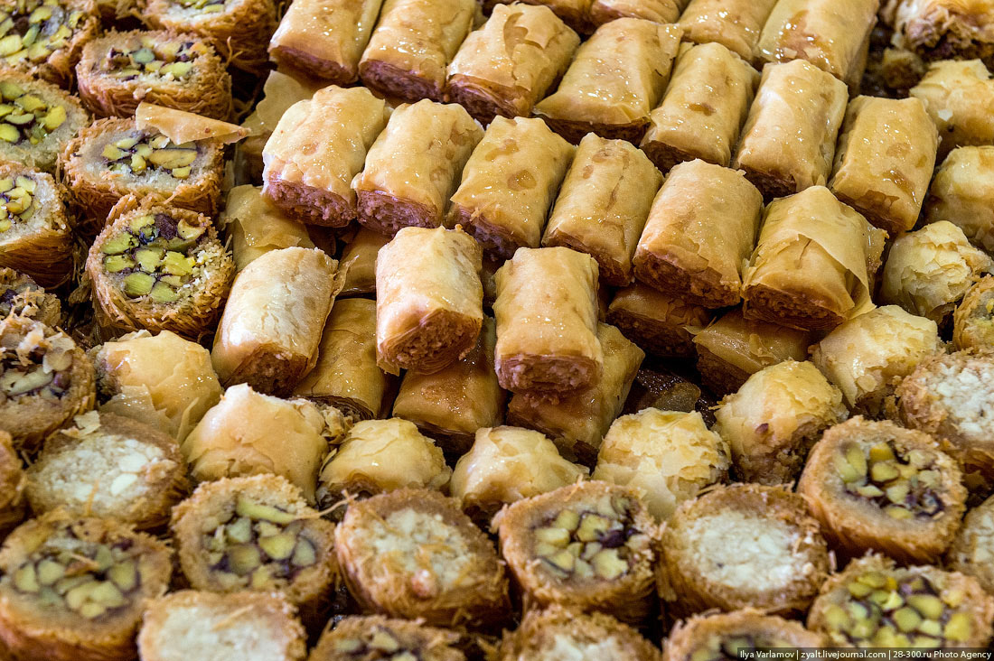 Traditional Egyptian sweets