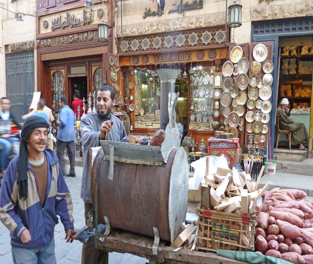 Sweet Potatoes vendors