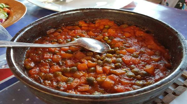 Торли - овощи в томатном соусе