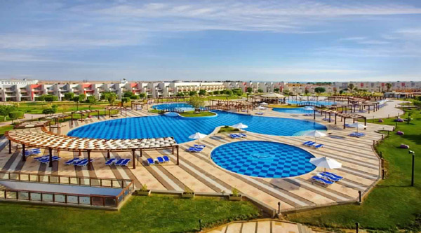 Hurghada Crystal bay hotel holiday