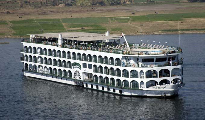 Excursion Nile cruise from Cairo