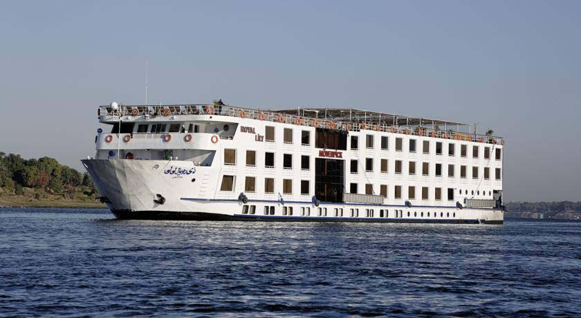 Movempic Royal Lili Nile cruise ship