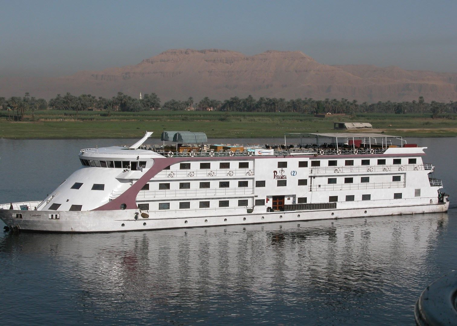 MS Pyramisa Nile cruise ship