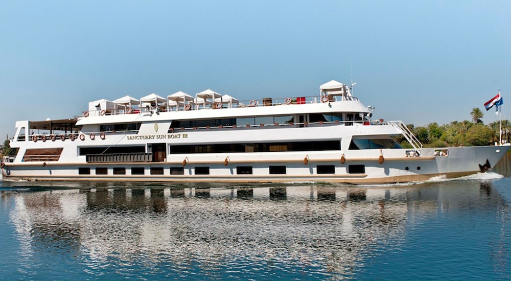 Cruising the Nile in style in Aswan