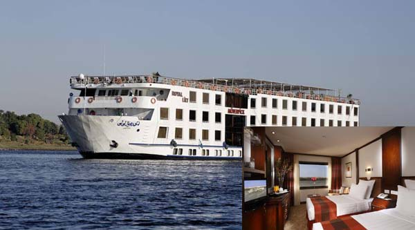 NIle cruise holiday