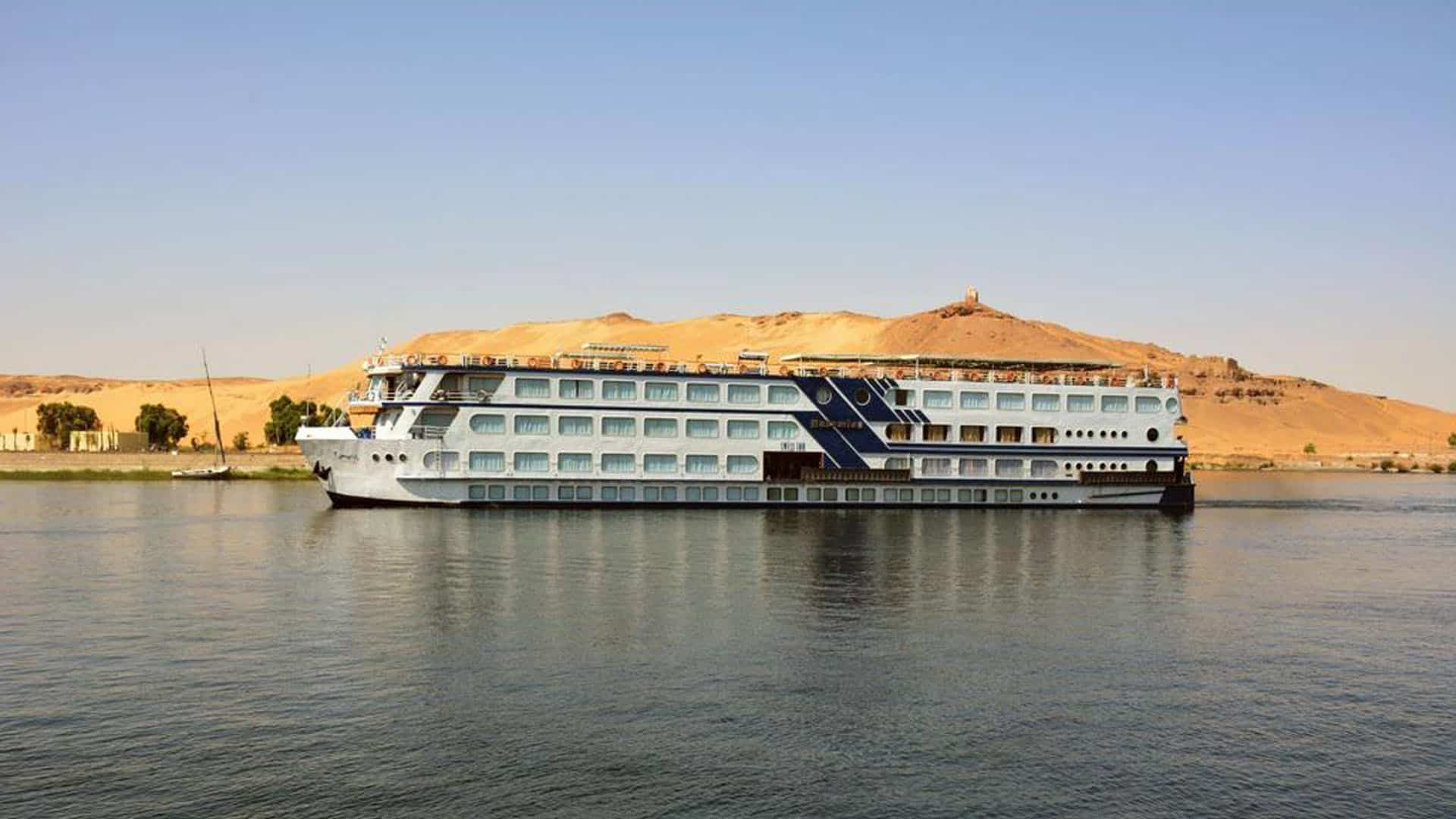 Nile cruise holidays from Luxor