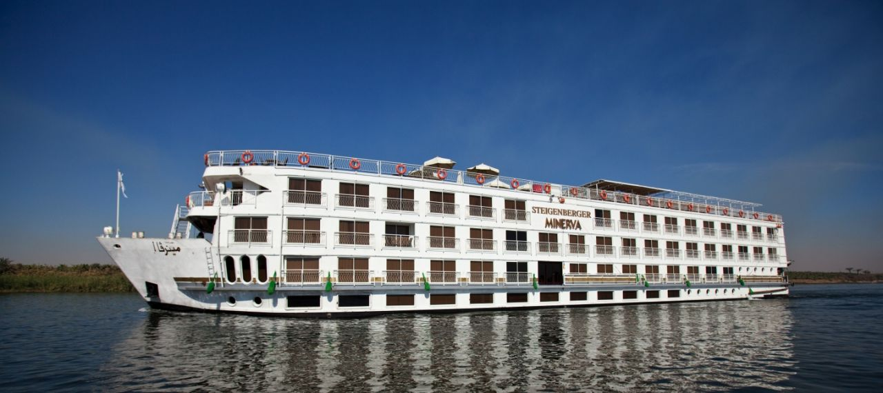 Steigenberger Minerva Nile cruise ship