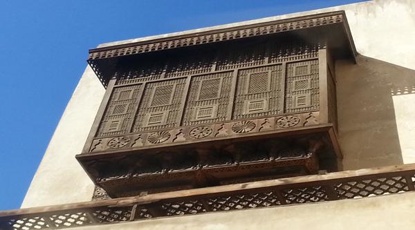 Mashrabiya window