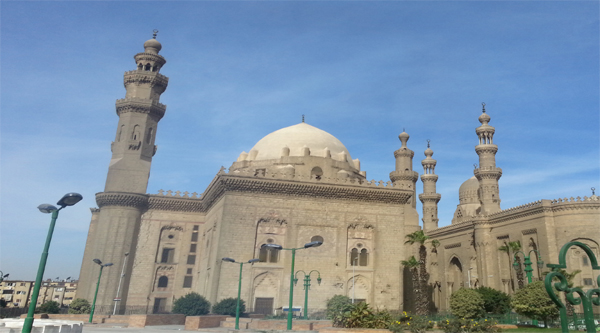 Mosque of Sultan Hasan