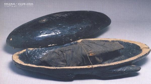Продовольственная мумия гуся