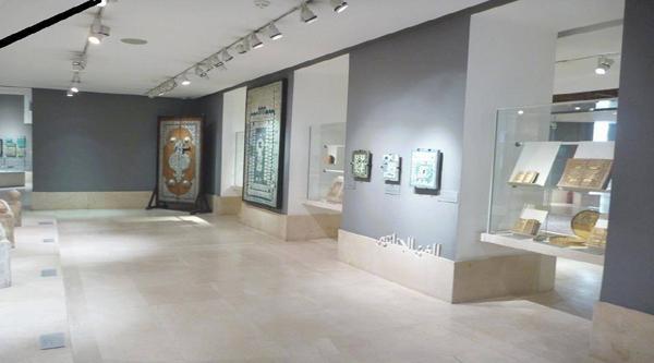 Выставочные залы музея