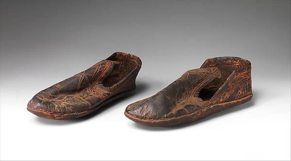 Coptic boots.