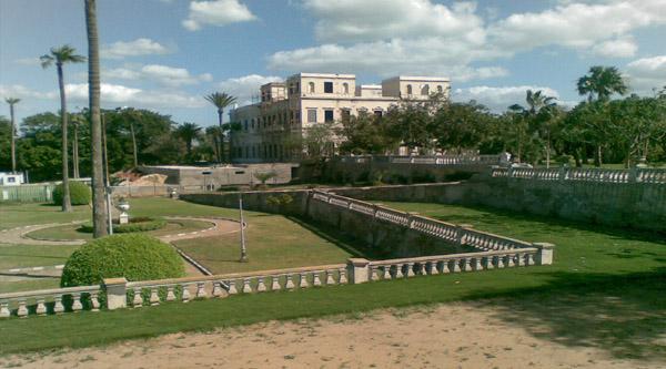 Antoniadis gardens present days