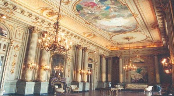 Salone del palazzo
