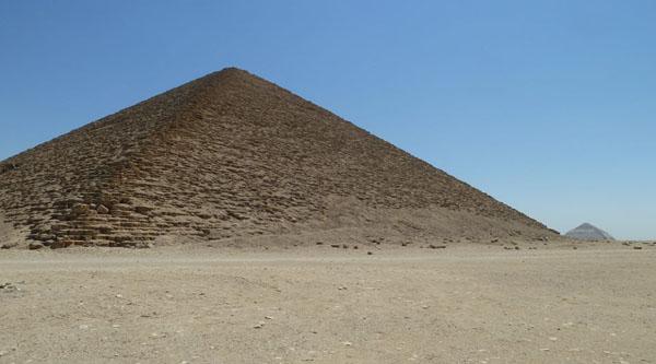 Pyramid at Dashur