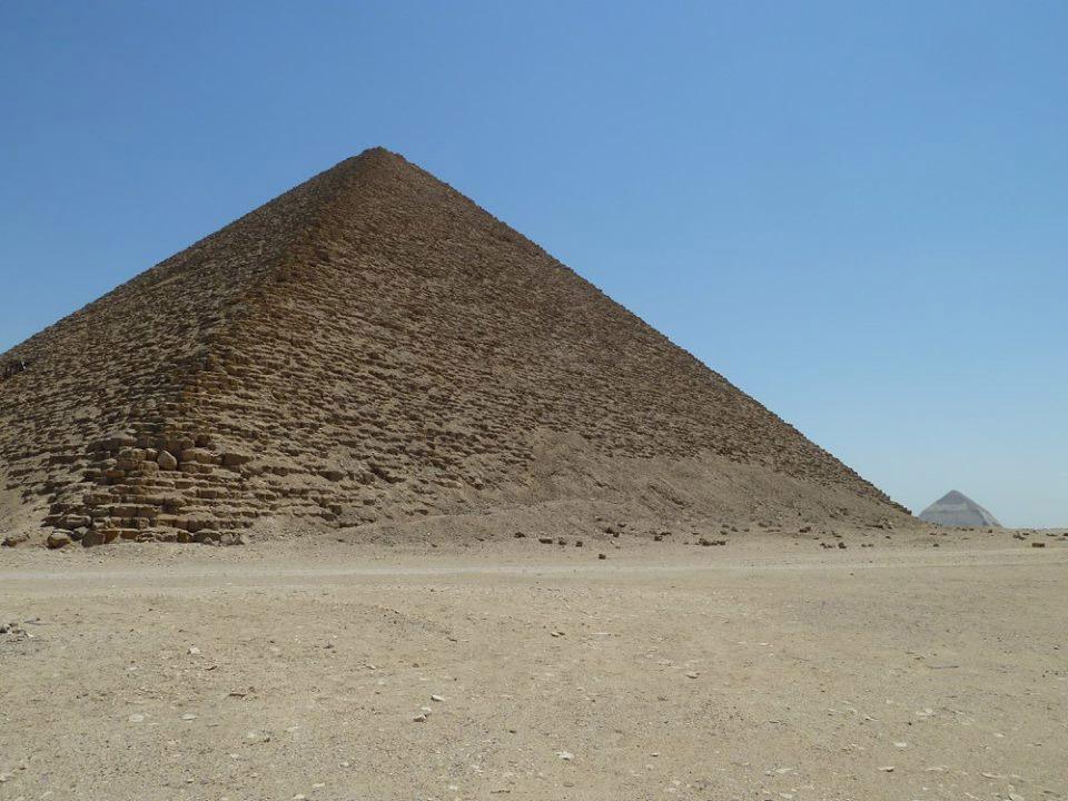 Red Pyramid in Dahshur