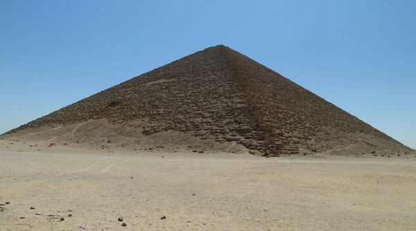 Red Pyramid at Dahshur