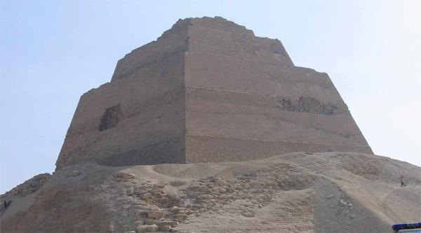 Пирамида в Мейдуме