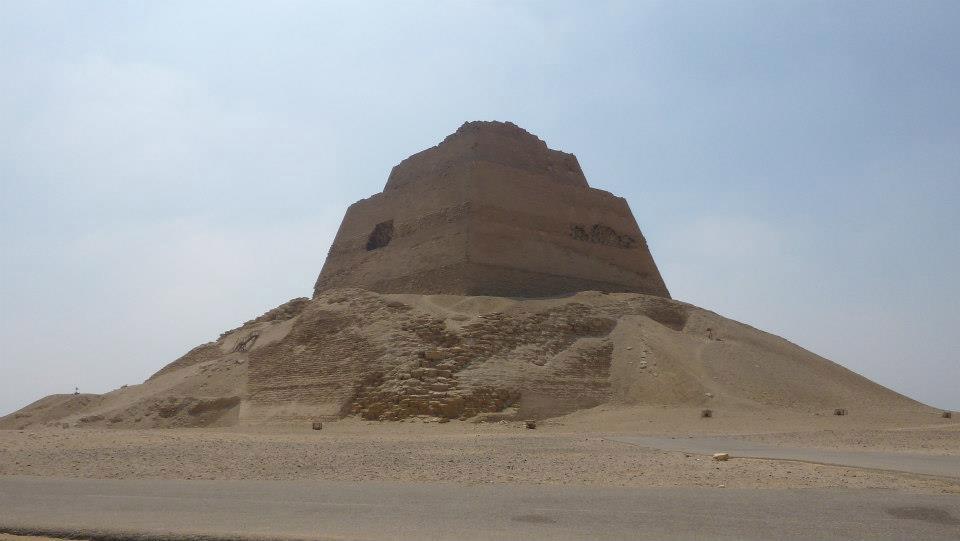 Piramide di Meidum