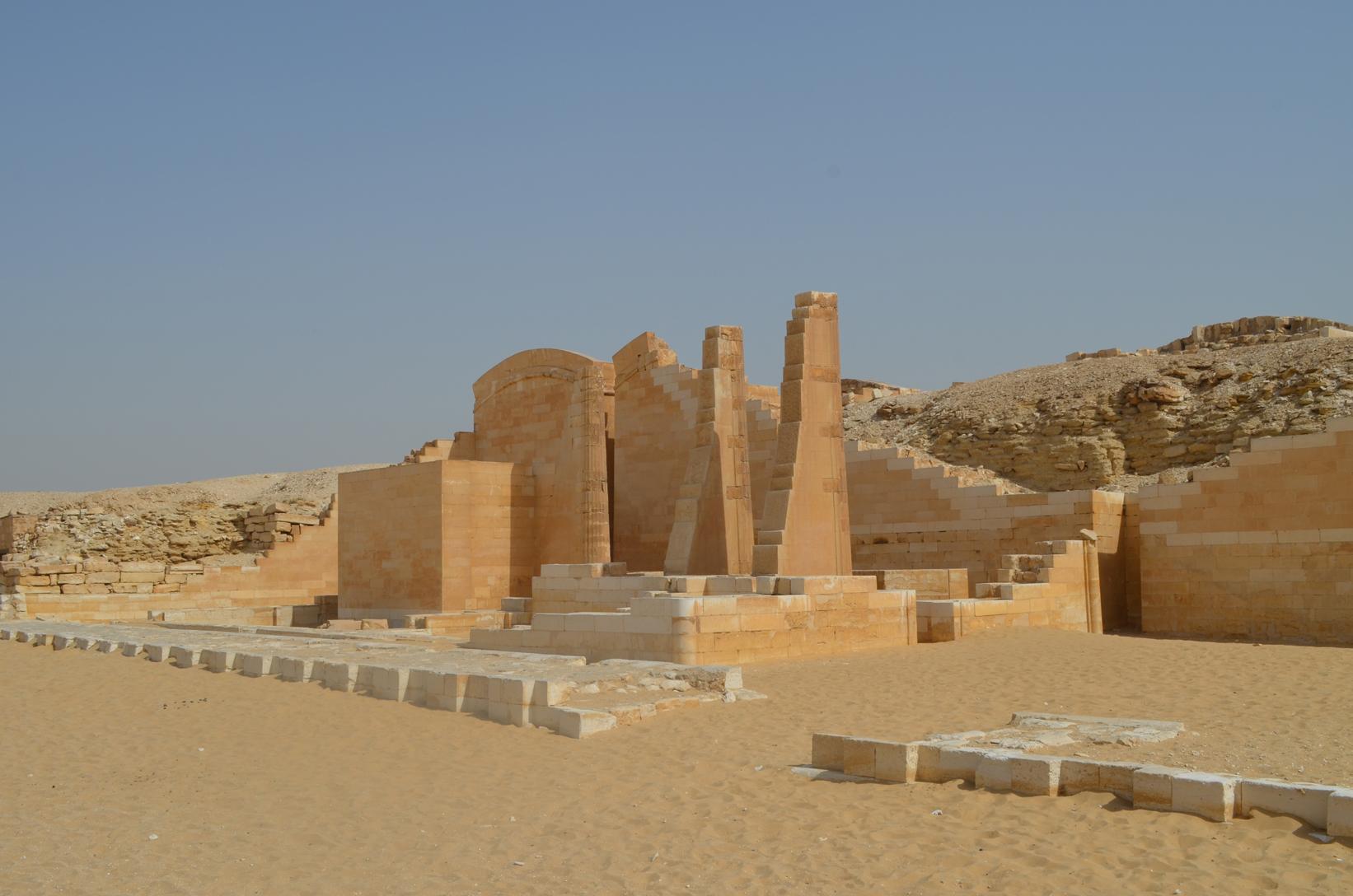 Complejo funerario del rey Zoser