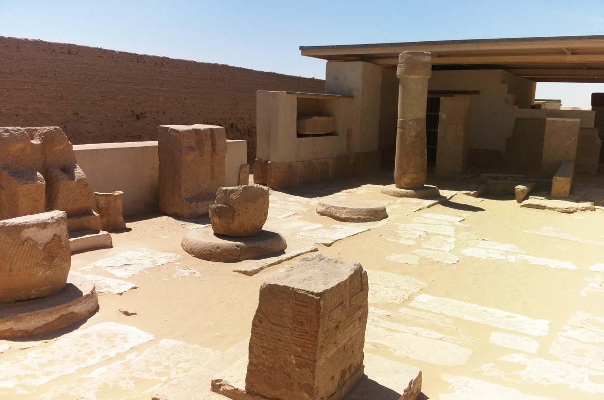 Tomba di Tia a Saqqara