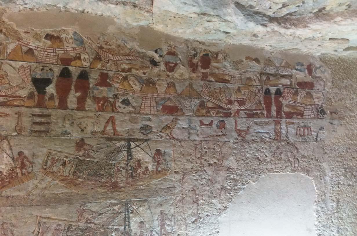 Tomba del maggiordomo saqqara