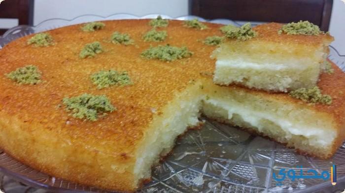 Basbousa - Egyptian desserts