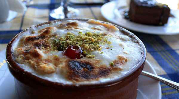 Om Ali - Egyptian desserts