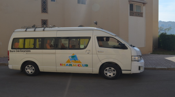 Private taxi transfers in Sharm el Sheikh